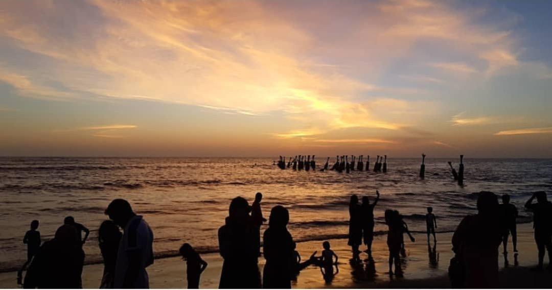 Kerala: Kozhikode beach